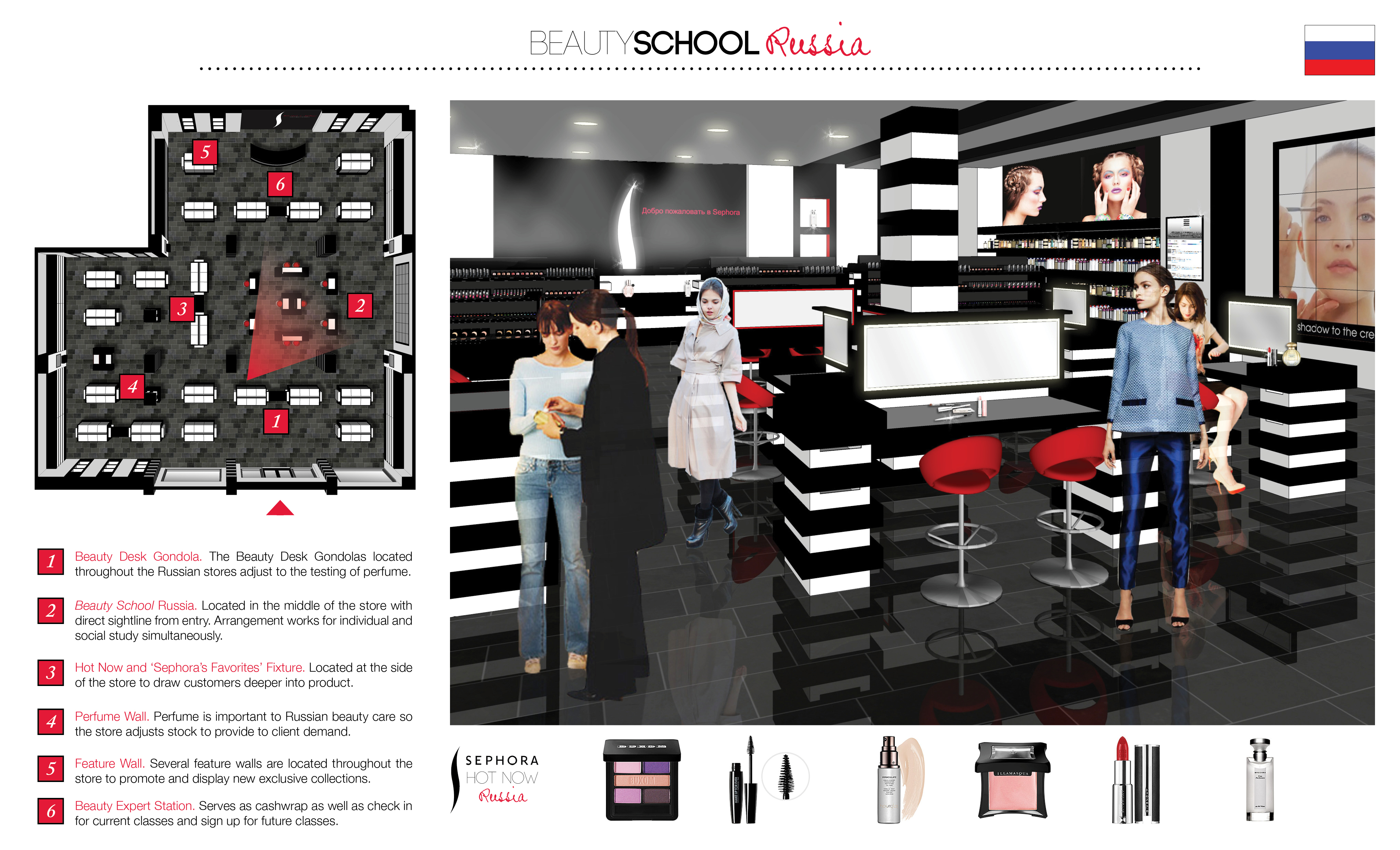 Retail  Sephora     Catherine Blubaugh